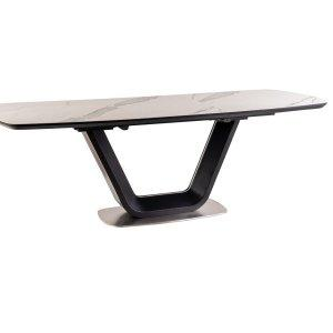 שולחן אוכל קרמיקה Armani1