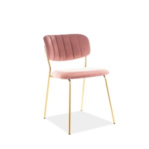 כיסא קטיפה CARLO