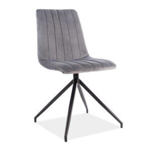 כיסא קטיפה ALAN